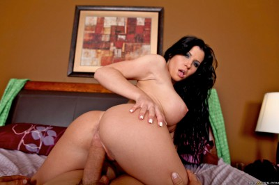 Rebeca Linares Pussy Filled